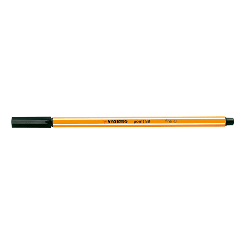 Stabilo Point 88/46 Pen - Black