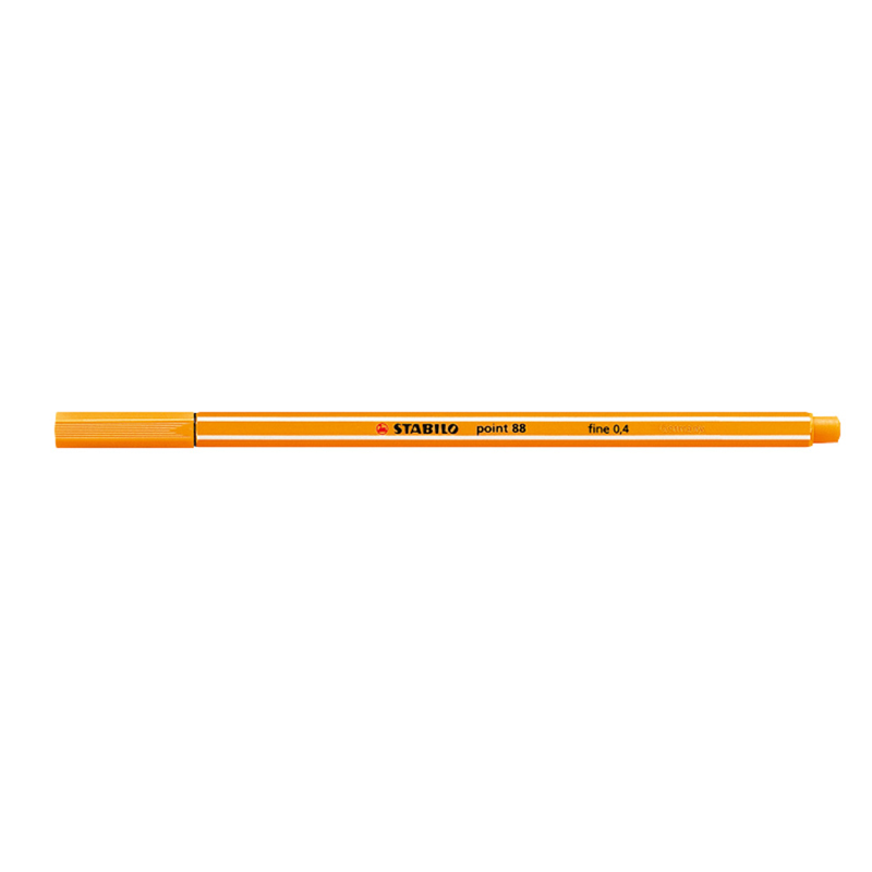 Stabilo Point 88/54 Pen - Orange