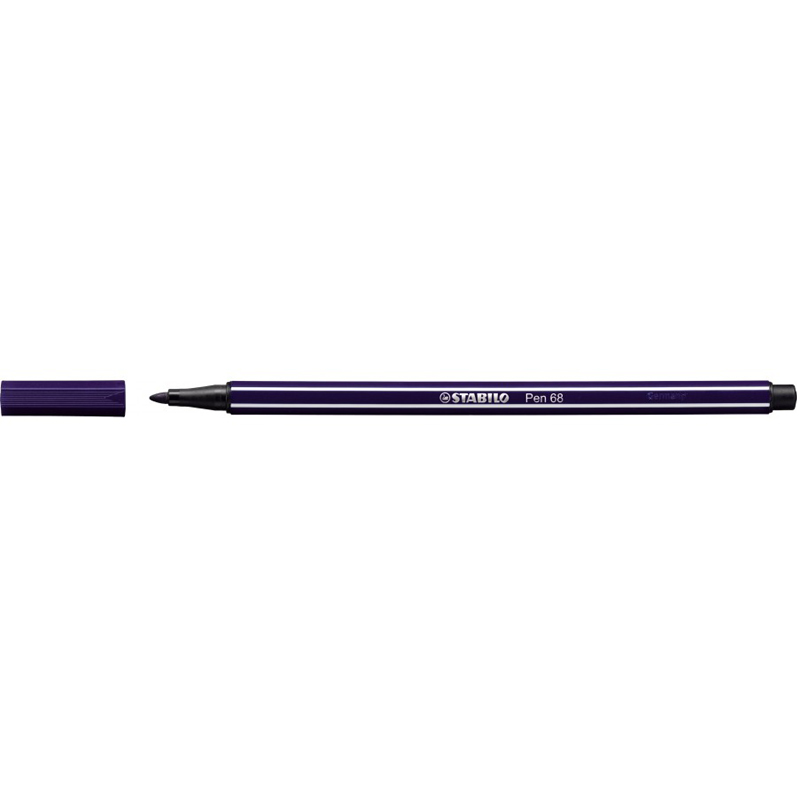 Stabilo Point 68/22 Pen - Prussian Blue