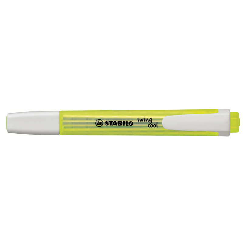 Stabilo Swing Cool Highlighter -275/24 - Yellow