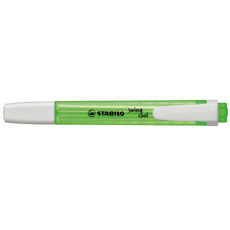 Stabilo Swing Cool Highlighter - 275/33- Green