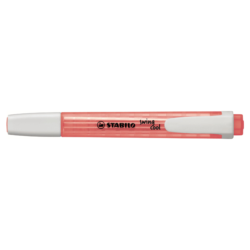 Stabilo Swing Cool Highlighter - 275/40 - Red