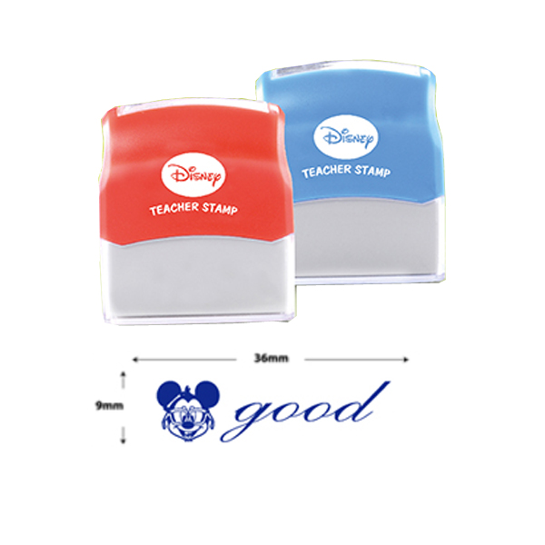 AE Teacher Stamp - Good (Blue)