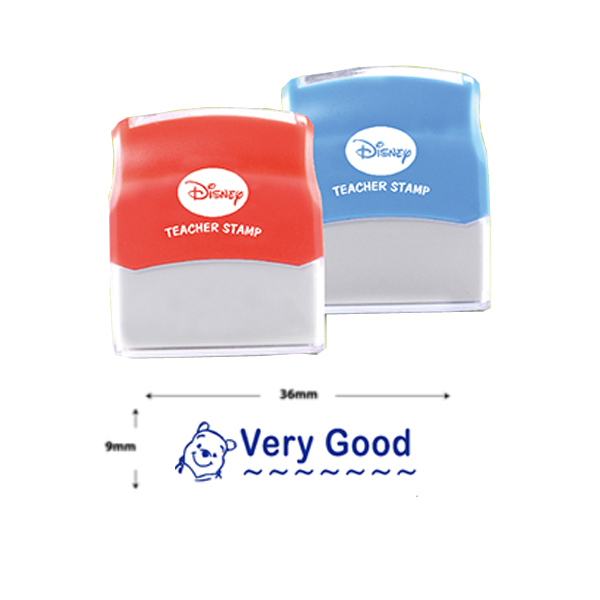 AE Teacher Stamp - Very Good (Blue)