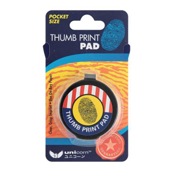 Unicorn Thumb Print Set UTP-490