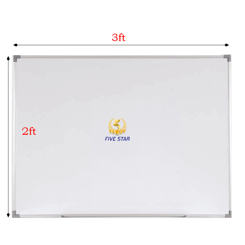 2'X3' Magnetic White Board (SM23) 2ft x 3ft