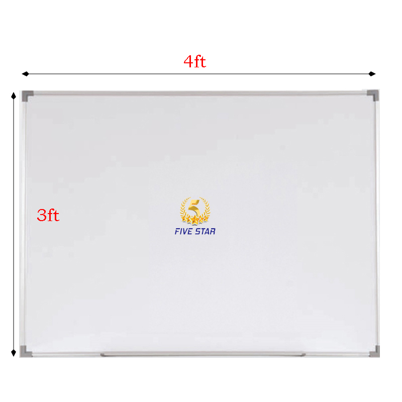 3'X4' Magnetic White Board (SM34) 3ft x 4ft