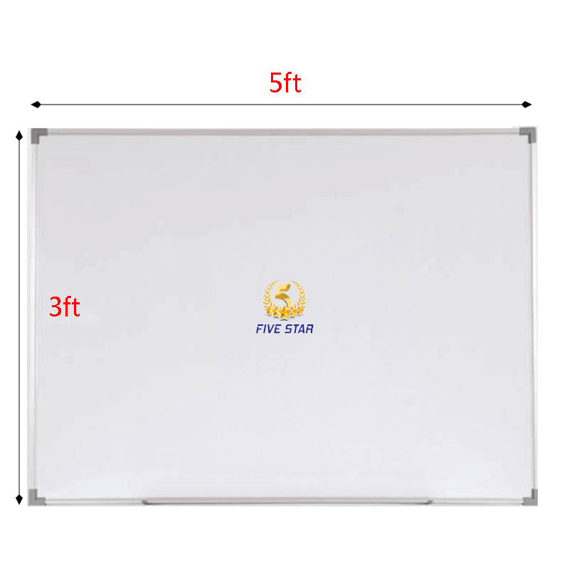 3'X5' Magnetic White Board (SM35) 3ft x 5ft