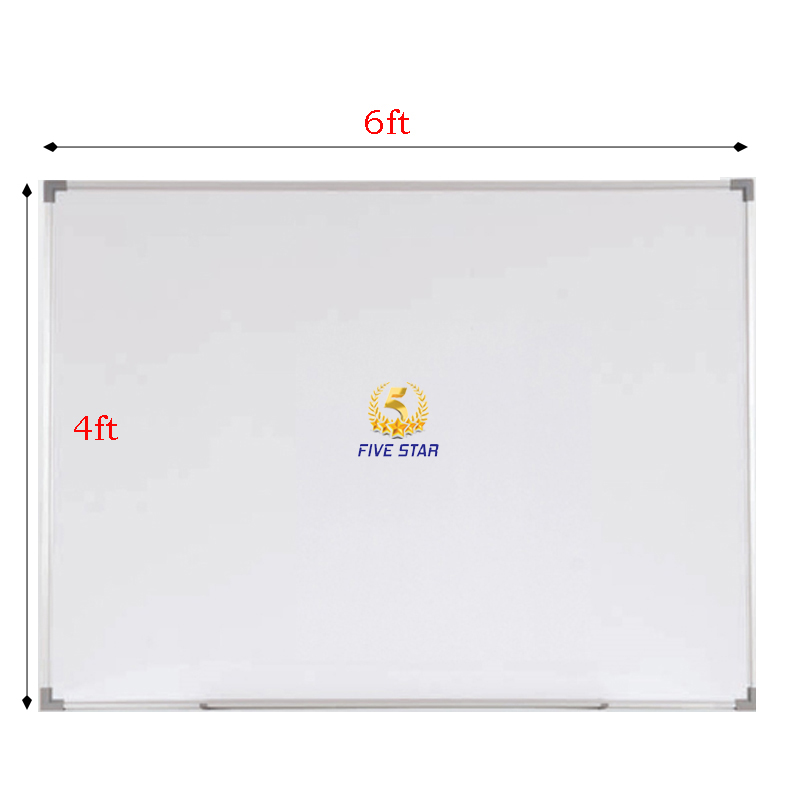 4'X6' Magnetic White Board (SM46) 4ft x 6ft