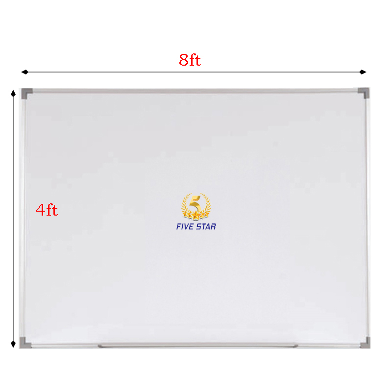 4'X8' Magnetic White Board (SM48) 4ft x 8ft